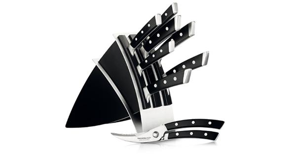 Správne čistenie a údržba kuchynských nožov